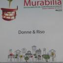 Donne & Riso a Lucca per Murabilia 2015