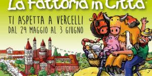 Fattoria in Città 2018 @ Chiostro di Sant'Andrea | Vercelli | Piemonte | Italia