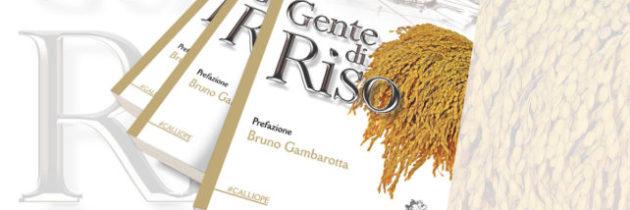 """Presentazione del libro """"Gente di Riso"""" di Gianfranco Quaglia"""